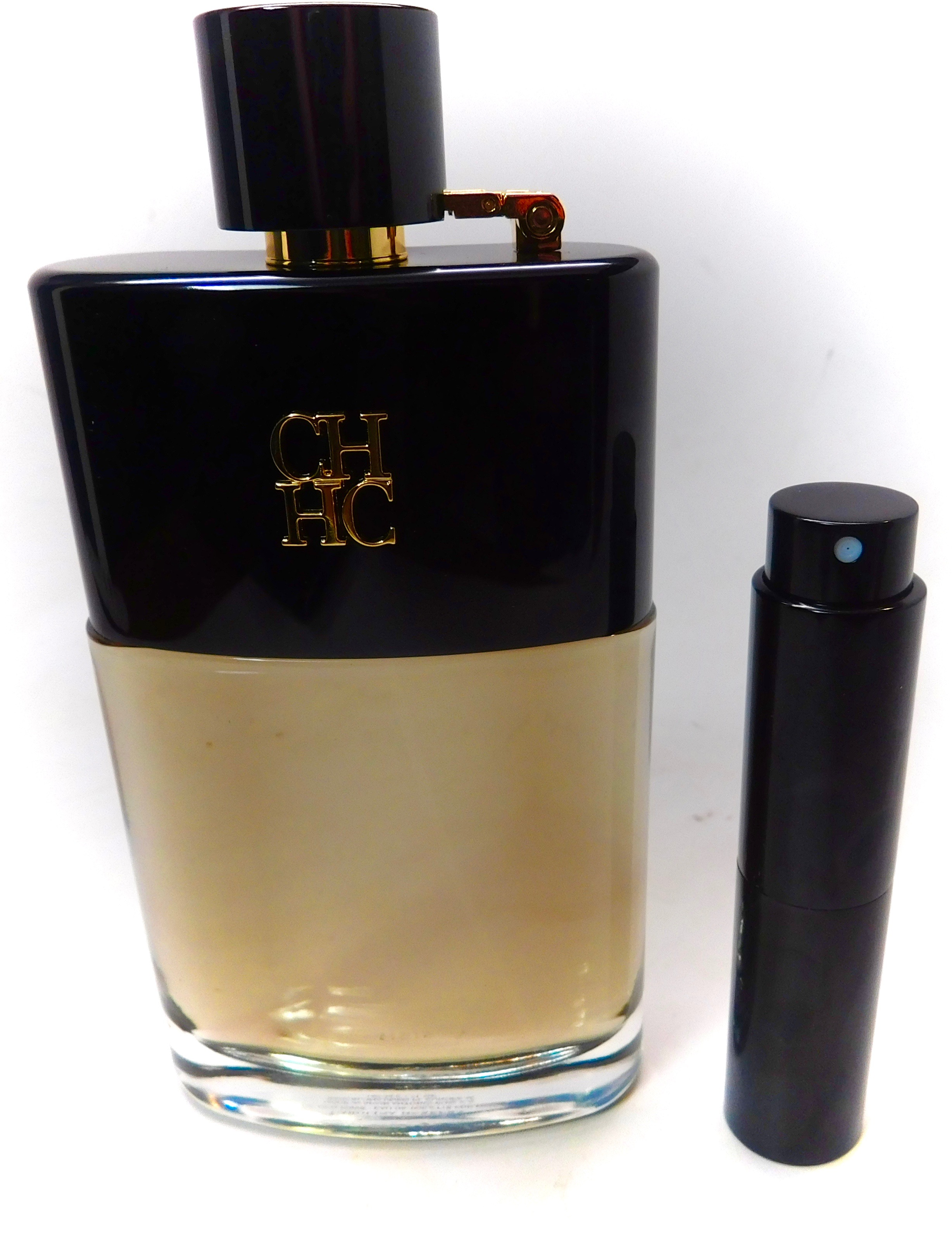 ca09a755b CH Men Prive 8ML Cologne Sample Glass Decant Travel Atomizer Spray  Compliments - Best Brands Perfume