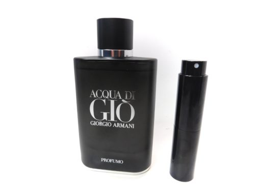 Giorgio Armani Acqua di Gio Profumo 8ml Men's EDP Glass Atomizer SAMPLE Spray