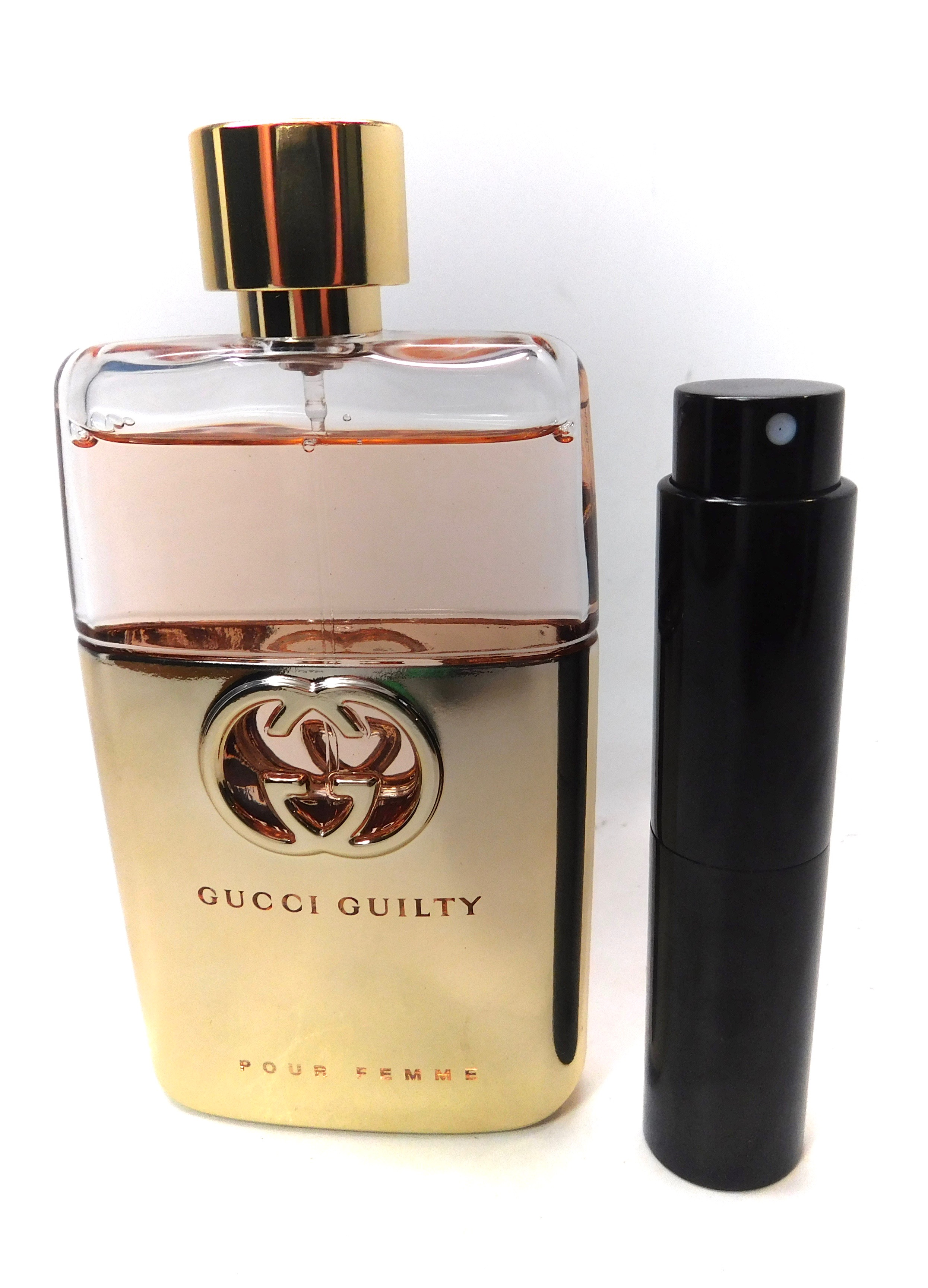 c92160516 Gucci Guilty Pour Femme Eau de Parfum 8ml Travel Atomizer Spin Spray Perfume  New - Best Brands Perfume