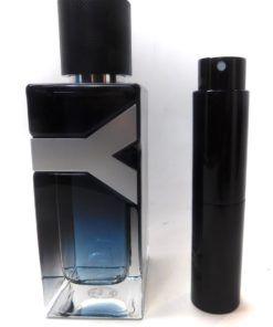 Y Parfum YSL Yves Saint Laurent 8ml Travel Atomizer Glass Spray Sample Decant