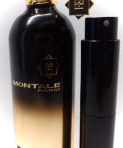Montale Intense Pepper Parfum 8ml Travel Atomizer Spin Spray Decant Sample Nice