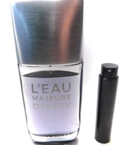 L'eau Majeure D'Issey 8ml travel atomizer issey miyake cologne 10hrs lasting