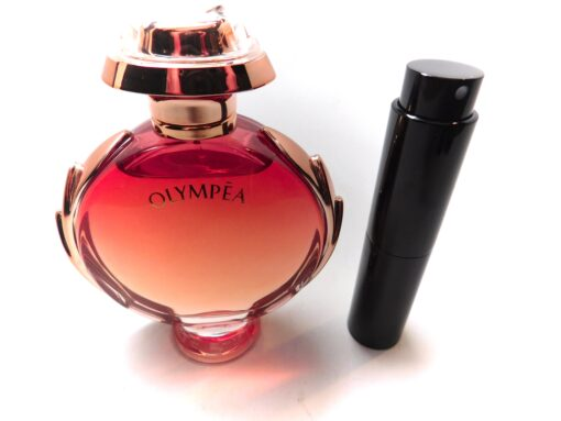 Paco Rabanne Olympea Legend EDP parfum 8ml travel atomizer sample Vanilla Floral