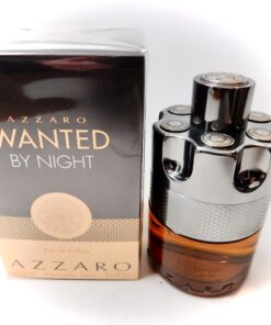 Azzaro Wanted By Night Cologne 3.4 eau de Parfum