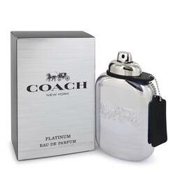 Coach Platinum Cologne 3.4oz
