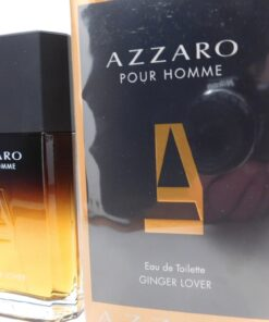 AZZARO GINGER LOVER 3.4oz Ultimate long lasting lady killer cologne brand New