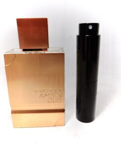 HARAMAIN AMBER OUD Gold Edition 8ml Travel atomizer special 10 hour cologne WOW