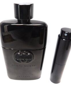 Gucci Guilty Intense 8ml Pour Homme Travel Atomizer Cologne compliment getter