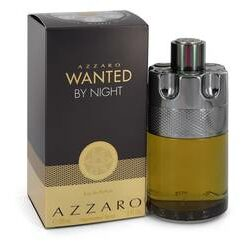 Azzaro Wanted By Night Cologne 5.0 150mL eau de Parfum