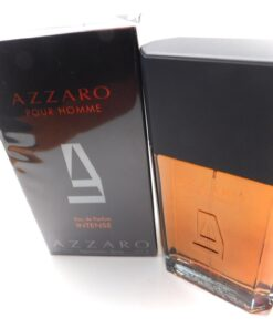 Azzaro Intense Cologne By Azzaro for Men eau de parfum 3.4oz 100ml