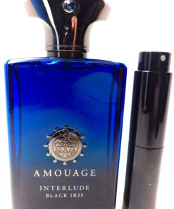 Amouage Interlude Black Iris 8ml Travel Atomizer Parfum Cologne