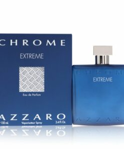 Chrome Extreme Cologne By Azzaro for Men 3.4 Parfum